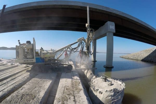 Fort Gibson Bridge Demolition