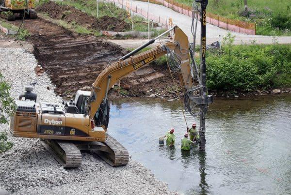 Appalachian Gateway Pipeline Blasting