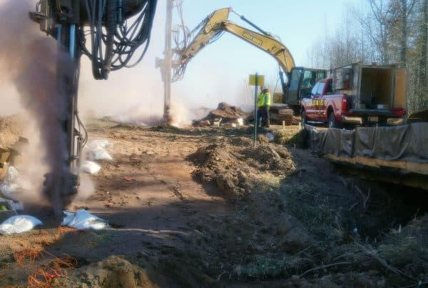 Williams Transco South VA Pipeline Blasting