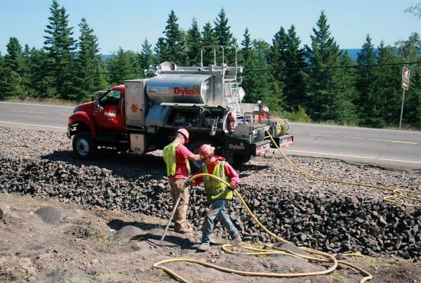 Highway 61 Lutsen Road Cuts