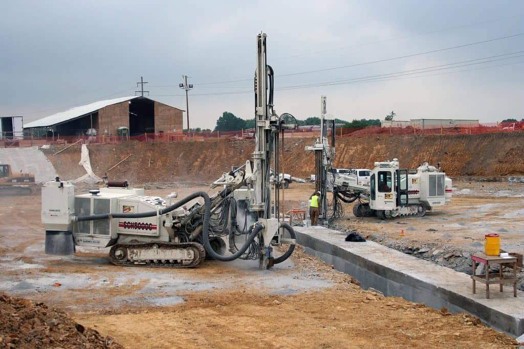 Water Treatment Plant Demolition : West side water treatment plant contract drilling