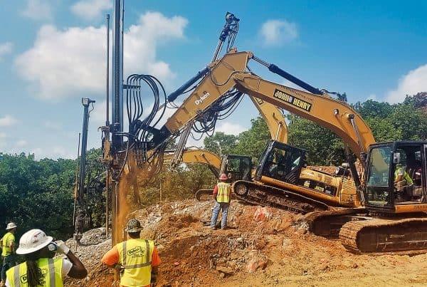 Pipeline Blasting Contractor - Dykon Blasting